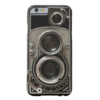 Appareil-photo vintage coque iPhone 6 barely there