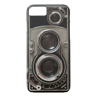 Appareil-photo vintage coque iPhone 8/7