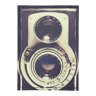 Appareil-photo vintage porte-cartes tyvek®