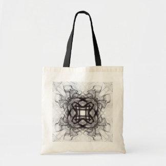 Apparition recueillant le sac d'Eco
