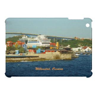 Appeler chez le Curaçao a personnalisé Coque Pour iPad Mini