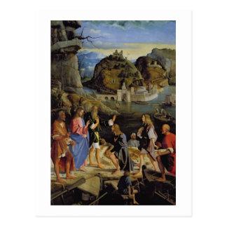 Appeler des fils de Zebedee (panneau) Cartes Postales