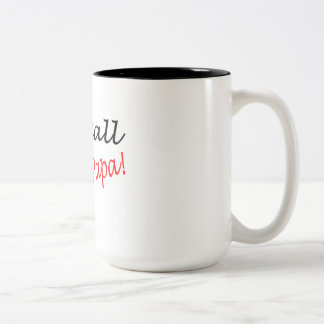 Appelez-juste moi papa superbe tasse à café