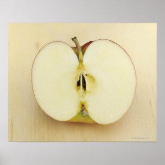Apple, fruit, extérieur poster