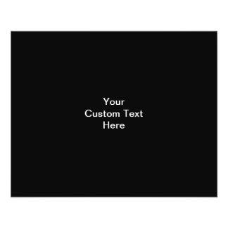 Apple noir et blanc prospectus 11,4 cm x 14,2 cm