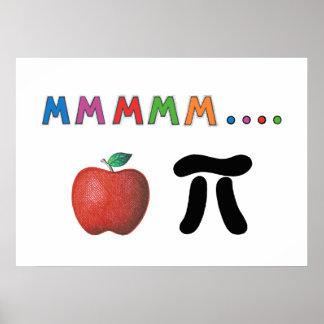 Apple pi affiche