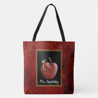 Apple pour le professeur sac