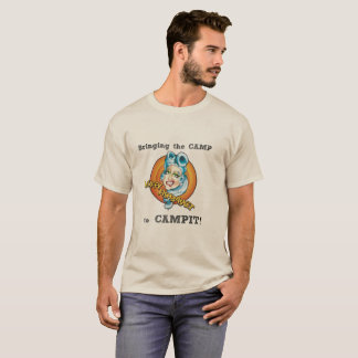 Apport du camp à Campit T-shirt