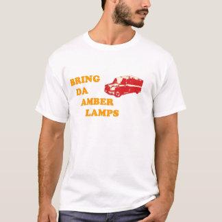 APPORTEZ au DA le T-shirt AMBRE de LAMPES