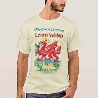 Apprenez le T-shirt de Gallois