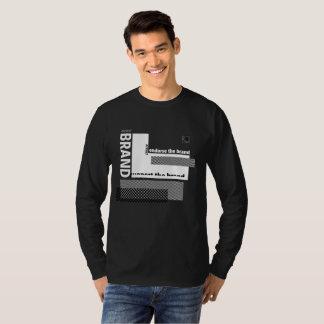 approuvez le T-shirt de marque