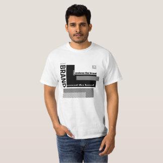 approuvez le T-shirt de repas de valeur de marque