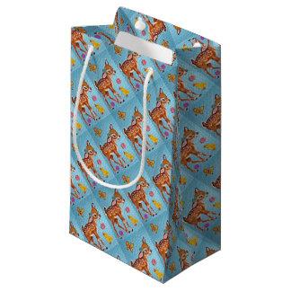 Approvisionnements bleus chics minables petit sac cadeau