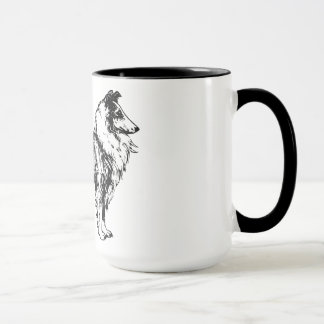 approximatif coffe de schéma, tasse de thé, cadeau
