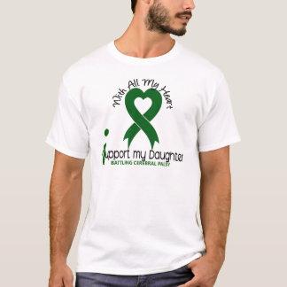 Appui de l'infirmité motrice cérébrale I ma fille T-shirt
