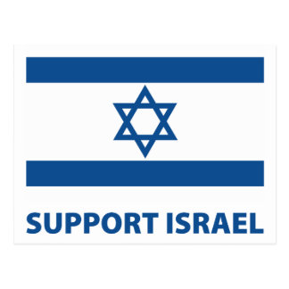 Appui Israël Cartes Postales