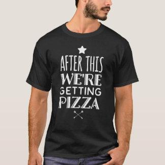 Après ceci nous obtenons la pizza t-shirt