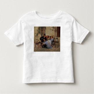 Après dîner, 1888 t-shirt pour les tous petits