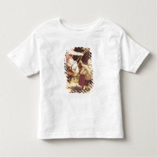 Après école t-shirt pour les tous petits