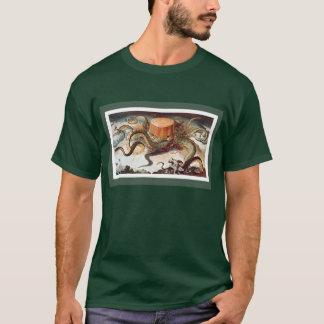 Après ! - Huile standard représentée en tant que T-shirt