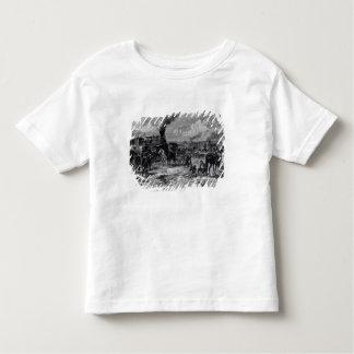 Après la bataille de sept pins t-shirt pour les tous petits