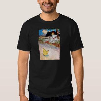 Après-midi paresseux t-shirt