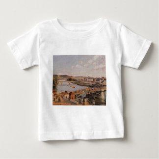 Après-midi, Sun, Rouen par Camille Pissarro T-shirts