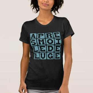 Après Moi Le Déluge, après moi le déluge T-shirt