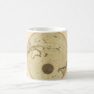 Après sa carte principale 34 du monde mug blanc