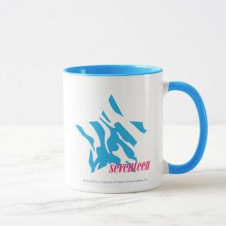 Aqua 3 de zèbre tasse