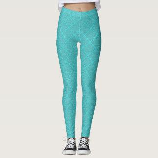Aqua modelé leggings