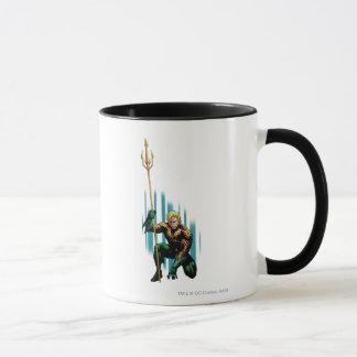 Aquaman se tapissant mug