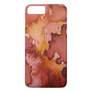 aquarelle 3 d'arrière - plan coque iPhone 7 plus