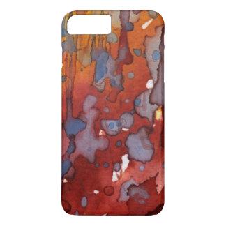 aquarelle 7 d'arrière - plan coque iPhone 7 plus