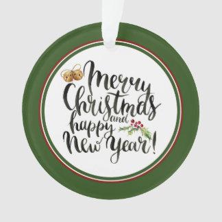 Aquarelle de Noël | - citation de bonne année
