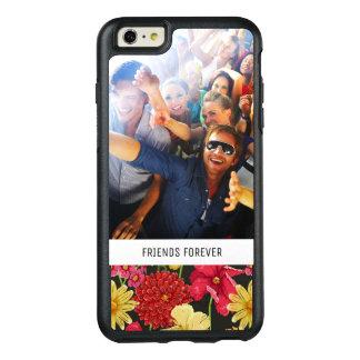 Aquarelle de papier peint floral fait sur commande coque OtterBox iPhone 6 et 6s plus