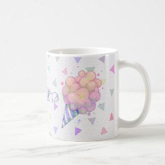 Aquarelle douce de Cottoncandy Mug Blanc