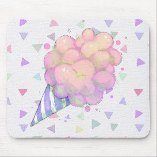 Aquarelle douce de Cottoncandy Tapis De Souris
