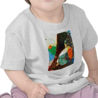"""Aquarelle """"exposer au soleil peint de nature de t-shirt"""