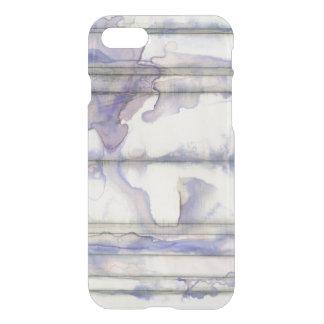 Aquarelle libre d'expression de violette coque iPhone 7
