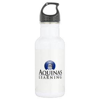 Aquinas apprenant la bouteille d'eau