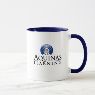 Aquinas apprenant la tasse