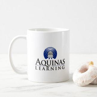 Aquinas apprenant la tasse simple