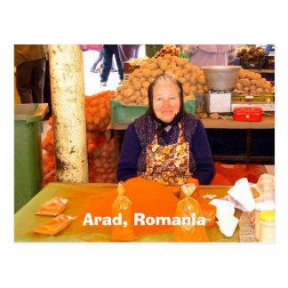 Arad, Roumanie Carte Postale