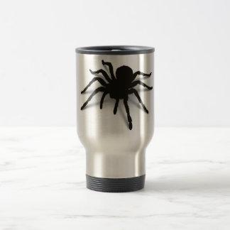 araignée 3D Mug De Voyage