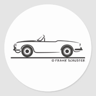 Araignée d Alfa Romeo Guilietta Adhésifs