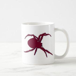 Araignée Mug Blanc