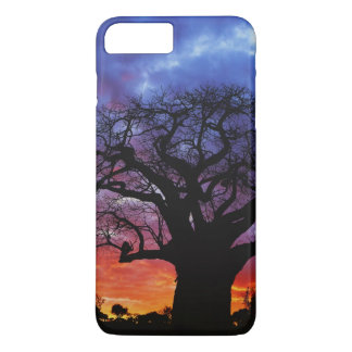 Arbre africain de baobab, digitata d'Adansonia, 2 Coque iPhone 7 Plus