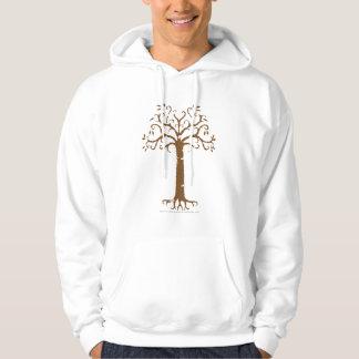 Arbre blanc de Gondor Veste À Capuche