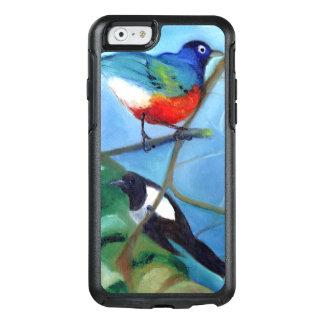Arbre complètement des oiseaux 2012 coque OtterBox iPhone 6/6s
